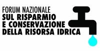 logo forum risparmio idrico